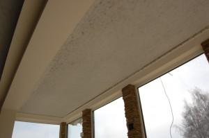 Naudojant sieninį Clipso CW profilį, minimalus lubų pažemėjimas 3 cm