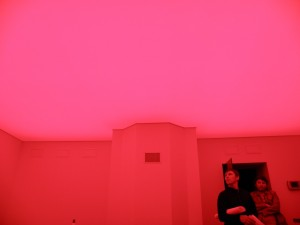 RGB led juostelės apšvietimas virš Clipso lubų